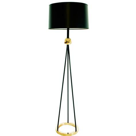 In Floor Lighting Fixtures Brass Tripod Floor L Light Fixtures Design Ideas