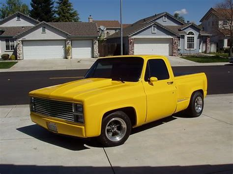 sell used 1981 chevy truck in manteca california united states