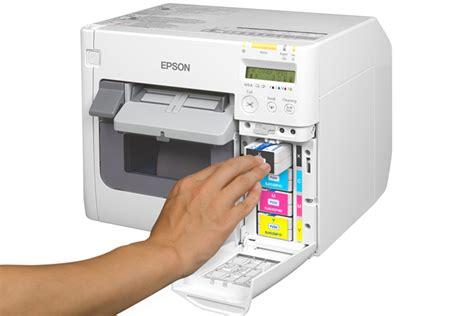 color label printer colorworks c3500 color label printer label printers