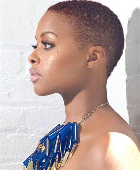 super short afros stunning super short natural haircut african american in