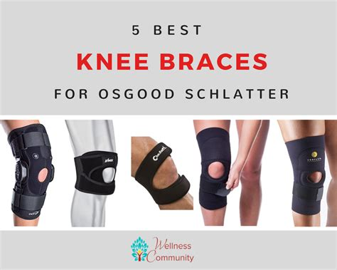 best knee braces the 5 best knee brace for osgood schlatter 2017 reviews