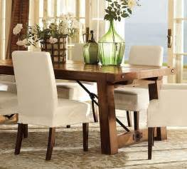 Slipcovers For Pottery Barn Furniture Stunning Dining Room Decorating Ideas For Modern Living