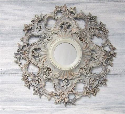 sojourn contemporary antique mirror round accent side 1000 images about mirror mirror on the wall on