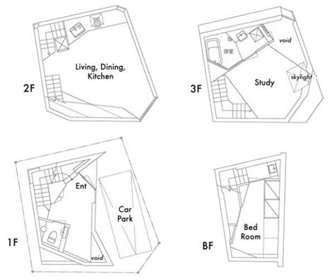 irregular lot house plans math monday live in polyhedra national museum of
