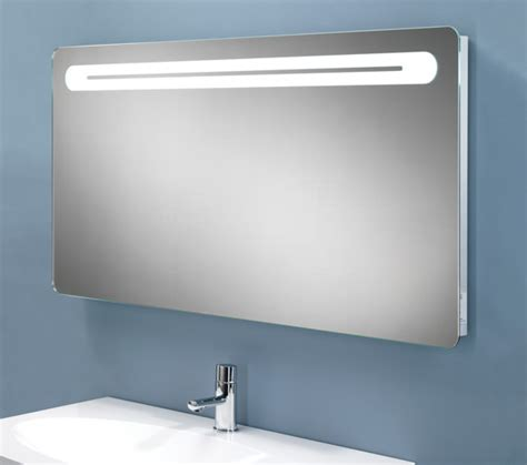 bathroom mirror with shaving point hib vortex led back lit mirror with shaver socket 77419000