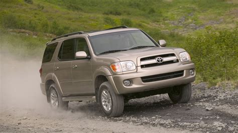 how does cars work 2007 toyota sequoia user handbook first generation toyota sequoia under investigation for steering braking issues roadshow
