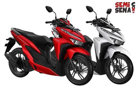 Harga Motor Baru Vario harga honda vario 150 esp review spesifikasi gambar