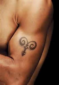aries tattoos for men only tattoos