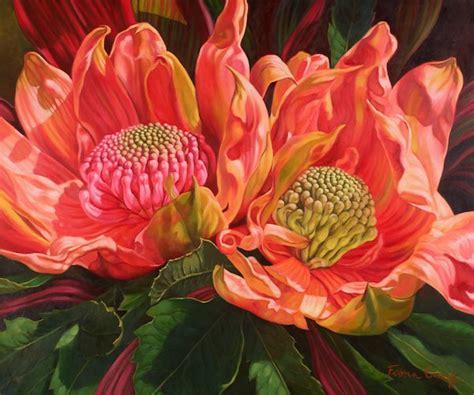 What Is A Backyard Garden Fiona Craig Fine Art