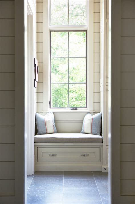 small window seat ideas lake house with transitional interiors home bunch