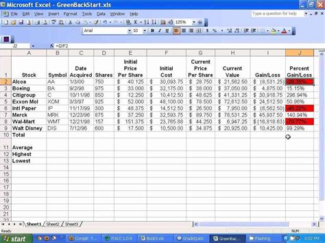 How To Set Up An Excel Spreadsheet For Accounts by How To Set Spreadsheets How To Set Up An Excel Spreadsheet