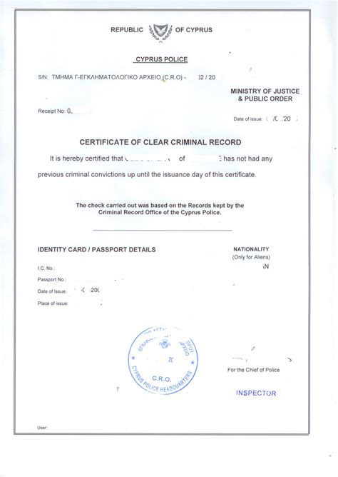 certification letter for records clearance certificate sle letter india images