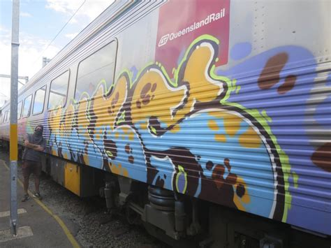 pkaso brisbane graffiti writer interview bombing science