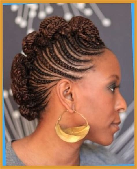 up africian braiding hair style the most elegant african hair braiding cornrow styles for