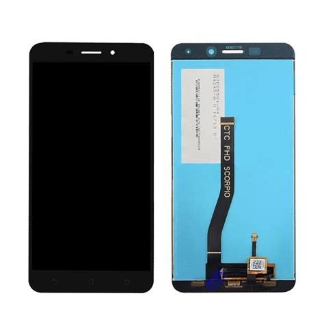 Zenfone 3 Laser Zc551kl Luxury Flower replacement for asus zenfone 3 laser zc551kl lcd screen touch screen digitizer assembly black