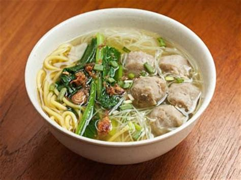 Main Dish Casserole - mie bakso recipe noodles amp meatballs by rahul chef and writer ifood tv