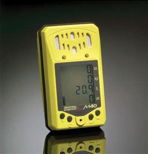 Multi Gas Detector M40 industrial scientific m40 multi gas monitor and confined