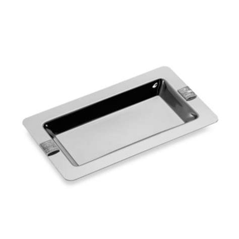 Vera Wang Vanity Tray by Buy Dinner Trays From Bed Bath Beyond
