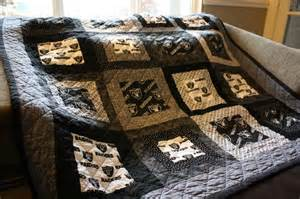 oakland raiders quilt and photos on