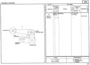 2005 Suzuki Forenza Belt Diagram Serpentine Belt Route Help Suzuki Forums Suzuki