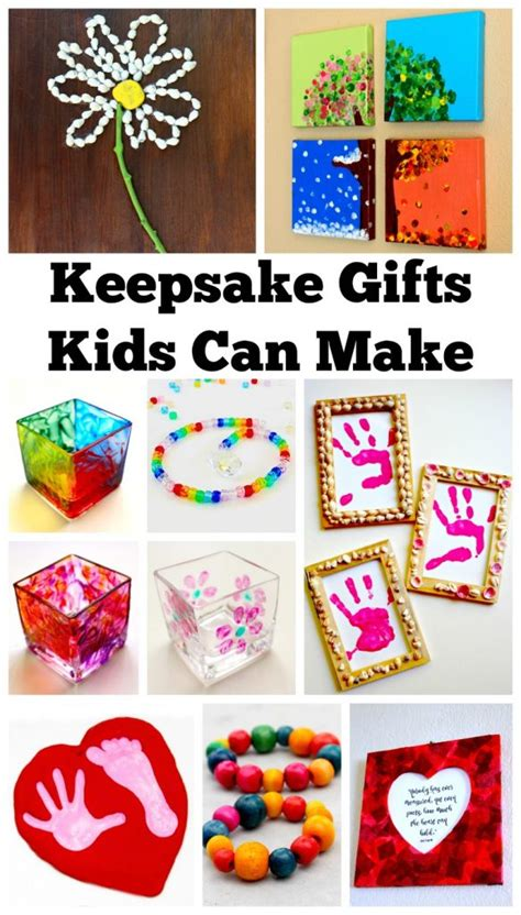 pinterest hand made christmas gifts children can make for parents keepsake gifts can make rhythms of play