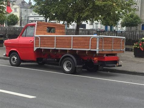 ford transit for sale ford transit mk1 pickup for sale 1972 on car and classic
