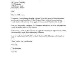 Response Letter After Goodly Follow Up Letter After No Response Letter Format Writing