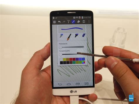 Stylus Lg G3 lg g3 stylus on phonearena reviews