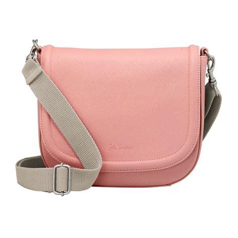 Cath Kidston Saddle Bag cath kidston pink curved saddle bag bibelot