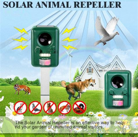 High Power Mouse Repeller Pengusir Tikus Ultra Sonic 150 Db 2 x motion activated solar power pest repeller shopping shopping square au