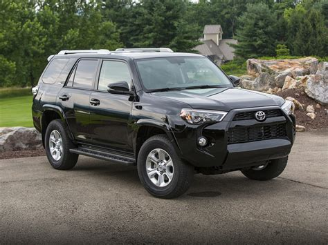 Toyota 4runner Review 2016 Toyota 4runner Price Photos Reviews Features