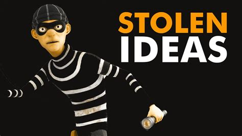 Your Idea stolen ideas how to prevent big companies from stealing