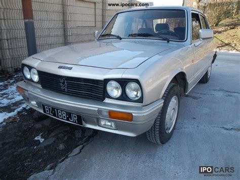 peugeot 1980 models 1980 peugeot 504 car photo and specs