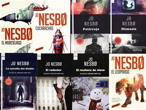 libro the redeemer harry hole el b 250 ho entre libros el leopardo jo nesbo harry hole 8
