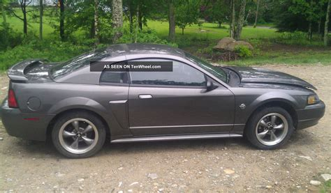 2004 ford mustang gt coupe 2 door 5 4l 2v swap