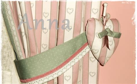 tende romantiche country lecosemeravigliose shabby e country chic passions tende
