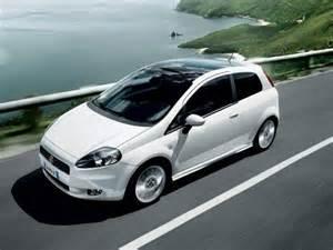 Fiat Punto Grande 2008 2008 Fiat Grande Punto Dual Fuel Car Environmental
