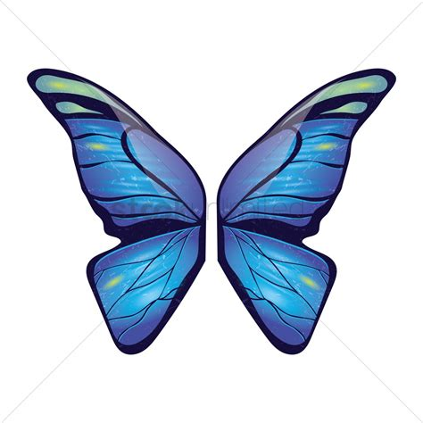 Butterfly Wings butterfly wing design vector image 1875231 stockunlimited