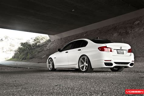 BMW 5 Series Vossen Need 4 Speed Motorsports