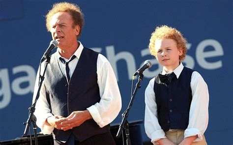 paul simon when i was a little boy garfunkel bridges over troubled waters with his son cos