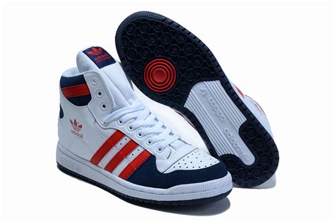 adidas white uk adidas decade  top white red blue