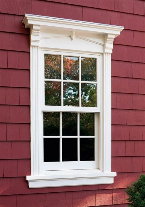 Decorative Windows For Houses Designs Window Trims Window And Exterior Window Trims On
