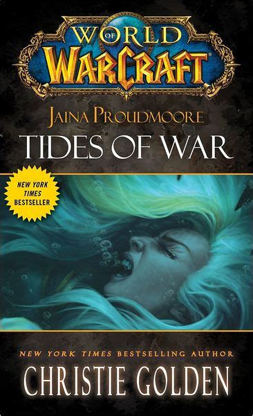 libro jaina proudmoore tides of world of warcraft jaina proudmoore tides of war by christie golden paperback barnes noble 174