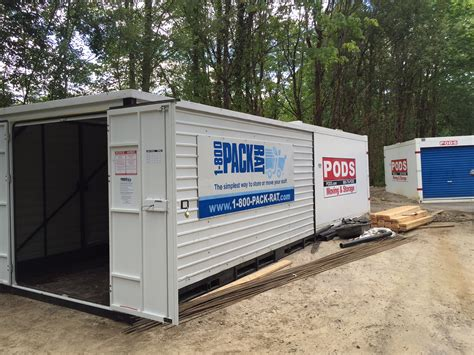Storage Units Pods by Portland Real Estate