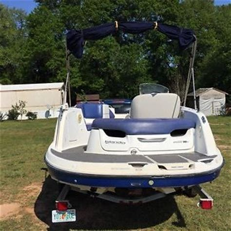 can sea doo boats go in saltwater sea doo islandia 2001 for sale for 8 500 boats from usa