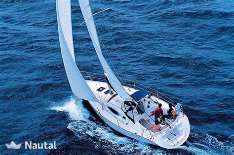 feeling zeilboot huur zeilboot alliaura marine feeling 32 di 2cab in port