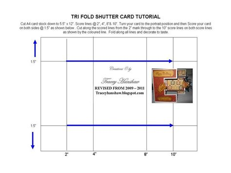 Trifold Shutter Card Templates Http Sandyallnock by 13 Best Images About Tri Fold Shutter Cards On