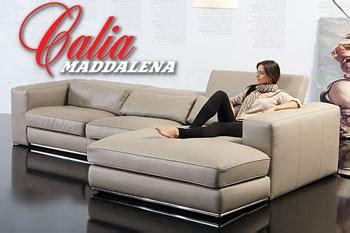 divani calia maddalena divani in pelle salotti moderni e angolari calia maddalena