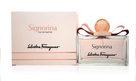 Parfum Signorina signorina by salvatore ferragamo for eau de parfum spray groupon