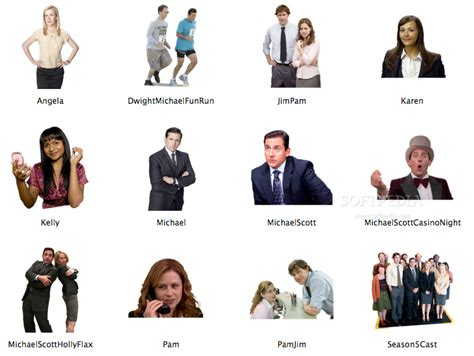 Office Characters The Office U S Tv Series Characters